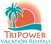 Tripower Vacation Rentals Logo