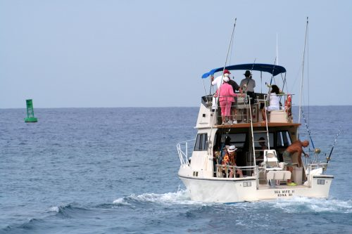 charter boat fishing fort myers beach