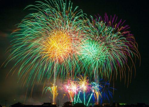 fireworks | TriPower Vacation Rentals