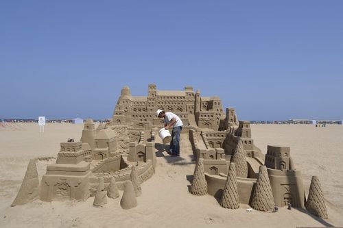 How to Win the American Sandsculpting Championship || TriPower Vacation Rentals