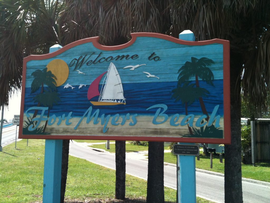 Best Fort Myers Beach Times Square Shops & Restaurants || TriPower Vacation Rentals in Fort Myers Beach FL