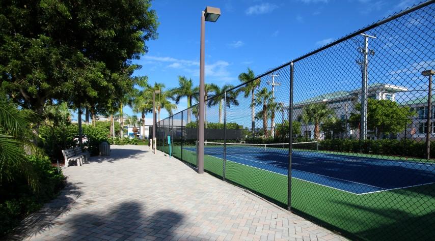 Caper beach Tennis